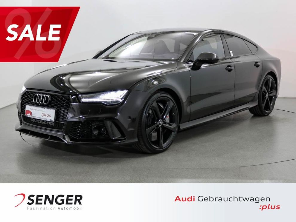 Audi RS7 Sportback 4.0 TFSI Carbon Dynamic plus 305Km