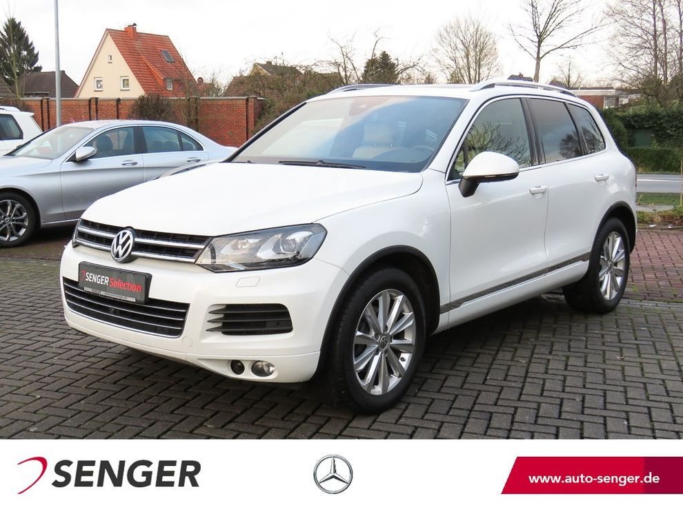 Volkswagen Touareg 3.0 V6 TDI Exclusive Panorama Standhzg.