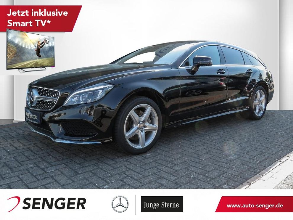 Mercedes-Benz CLS 350 BT SB 4M AMG-Line Airmatic Standheizung