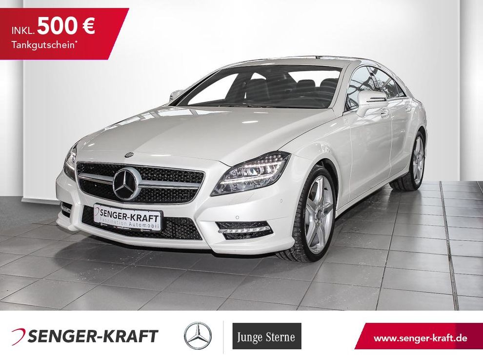 Mercedes-Benz CLS 350 CDI 4M AMG AHK Distronic Standh. Comand