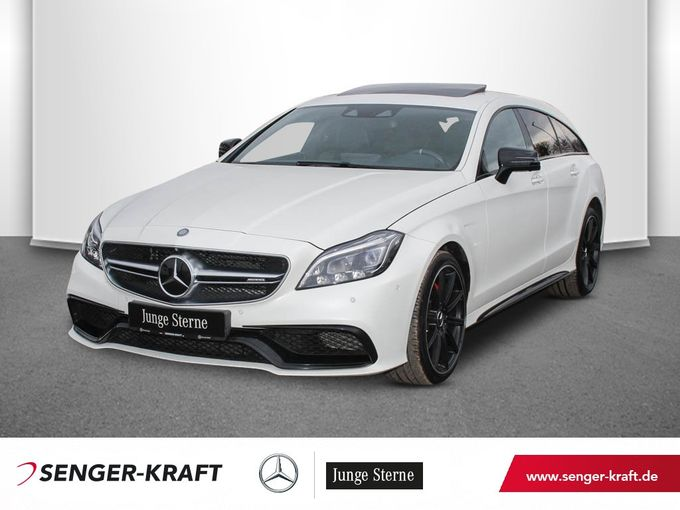 Mercedes-Benz CLS 63 AMG S 4M 360°+MULTIBEAM-LED+NAVI+TEMPOMAT