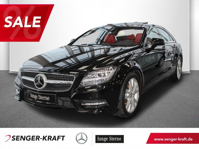 Mercedes-Benz CLS 350 CDI 4M AMG-SPRTPAKET+NAVI+DISTRONIC